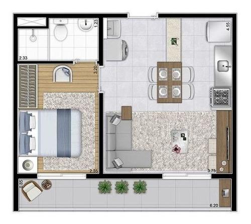 Apartamento 2 Dormitórios -  Penha - 38789