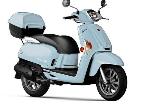 Kymco Like 125 0 Km En Brm Estamos Vendiendo Online !!!