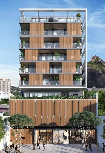 Apartamento À Venda No Bairro Botafogo - Rio De Janeiro/rj - O-8450-17478