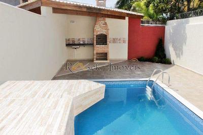 Casa Com 2 Dorms, Jardim Grandesp, Itanhaém - R$ 259.000,00, 80m² - Codigo: 340 - V340