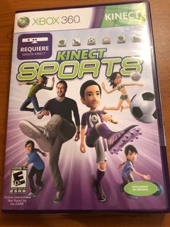 Kinect Sports Y Más Videojuegos Para Kinect Xbox 360