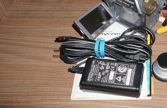 Carregador Filmadora Sony Ac-l25b - Original Mesmo