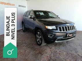 Jeep Grand Cherokee 2015 4x4 Blindada Nivel 3 Plus
