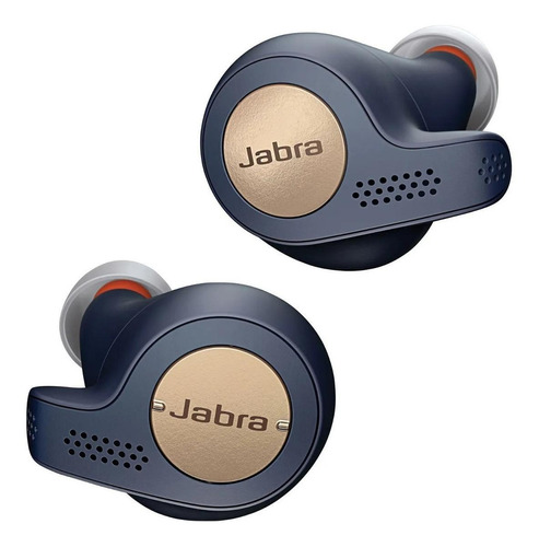 Audífonos In-ear inalámbricos Jabra Elite 65t copper blue