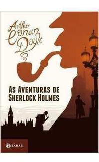 Aventuras De Sherlock Holmes - Capa Dura Arthur Conan Doyle