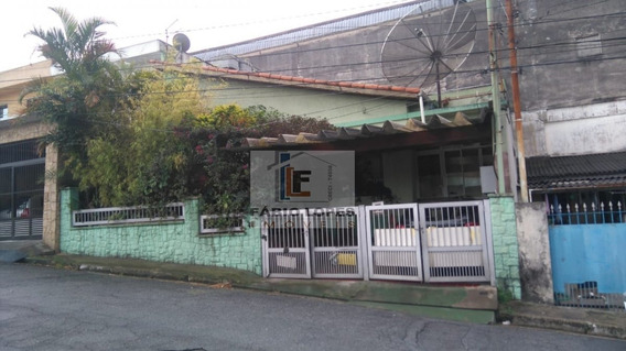 Casa A Venda No Bairro Rudge Ramos Em São Bernardo Do Campo - 1140-1