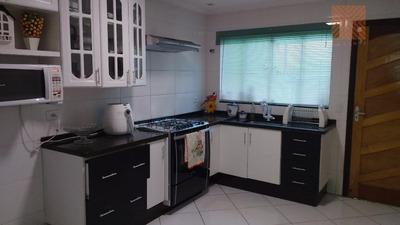 Sobrado Residencial À Venda, Vila Paranaguá, São Paulo. - So0639