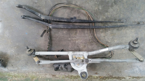Mecanismo De Limpia Parabrisa Con Motor Y Brazos  Bmw E46