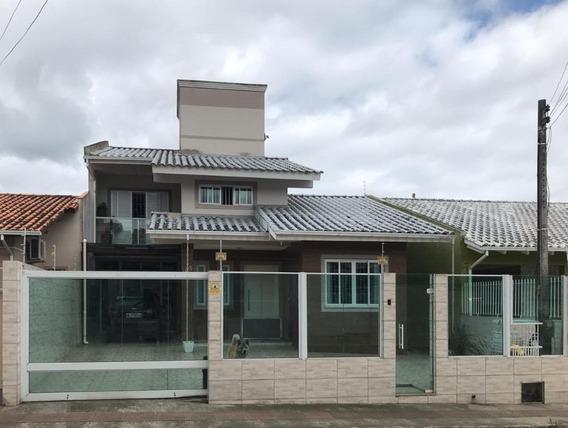 Casa Em Forquilhas, São José/sc De 139m² 4 Quartos À Venda Por R$ 410.000,00 - Ca400234