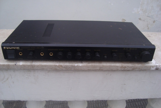 Mixer Amplifier Unic Ac 800