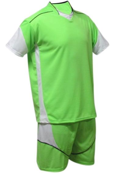 Kit 14 Camisa + 14 Calção T