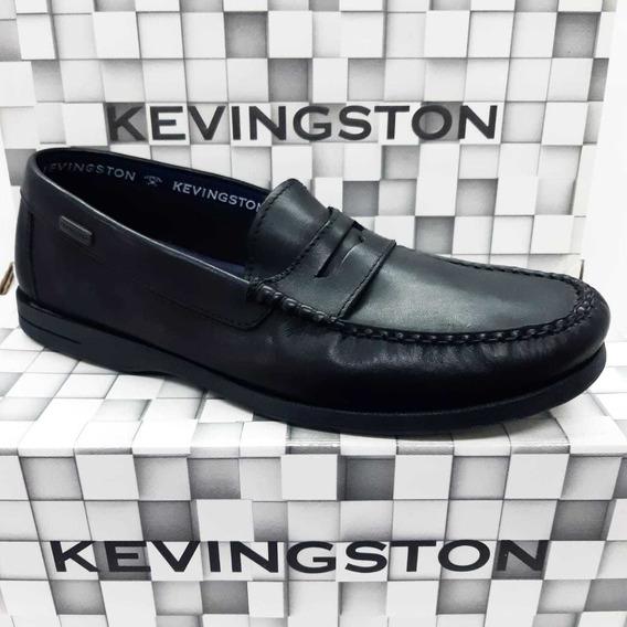Zapatos Kevingston Láser Black