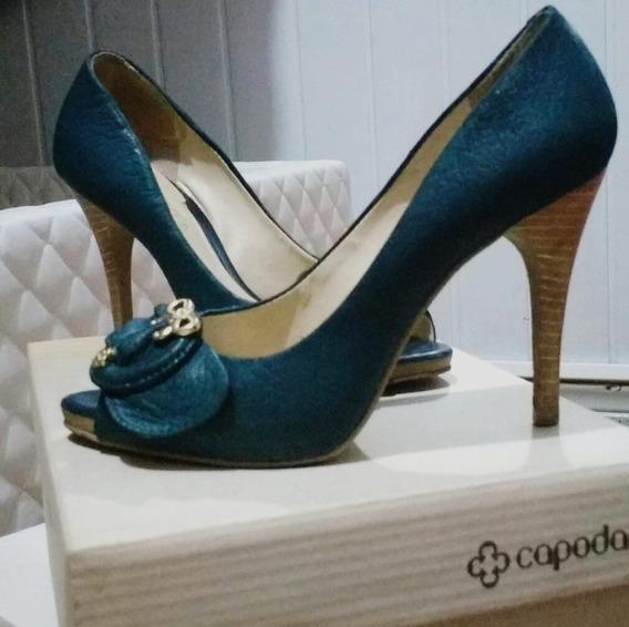 Sapato Scarpin Capodarte