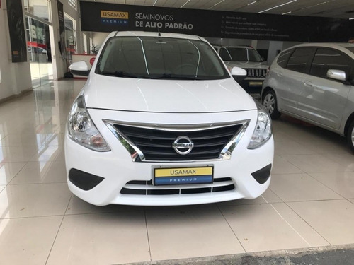 Nissan Versa 1.6 16v Flexstart Sv 4p Xtronic 2017/2018