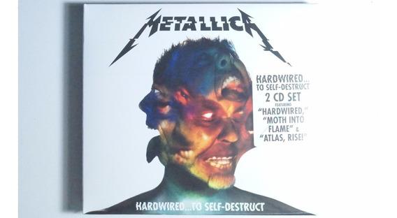 Metallica Hardwired... To Self-destruct 2cd