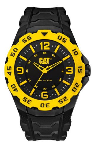 Reloj Cat/cab/caja:acero Inox./correa:goma - Lb 171 21 137