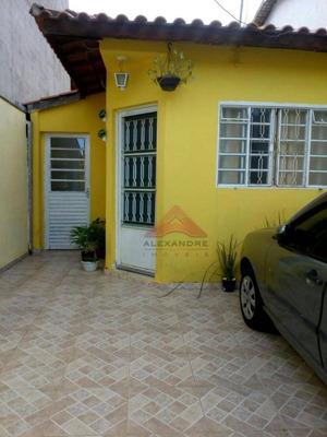 Casa Residencial À Venda, Residencial Ana Maria, São José Dos Campos. - Ca3925