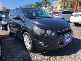 Chevrolet Sonic 1.6 Flex Ltz Manual