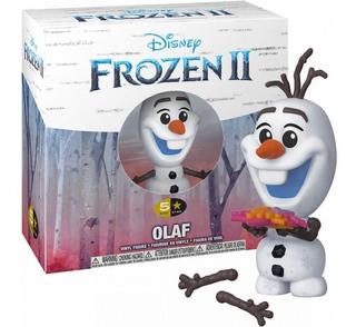Figura Funko 5 Star Olaf - Frozen Oferta!