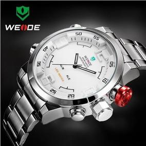 Relógio Masculino Esportivo Weide Wh2309 Original Pronta Ent