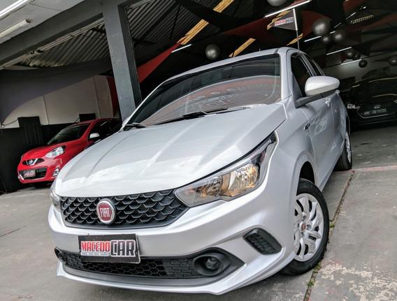Fiat Argo 1.0 Drive 2019 Prata