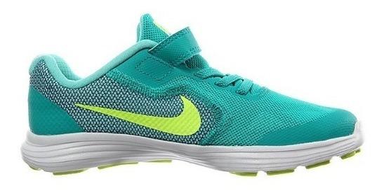 Tenis Nike Revolution 3 Psv Original Unisex Super Comodo
