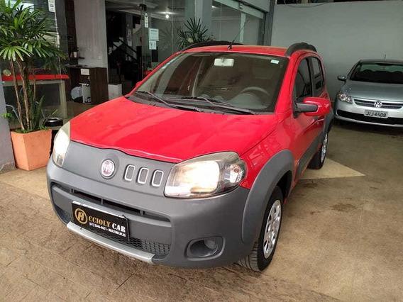Fiat Uno Evo Way (celebration 1) 1.0 8v Eta/gas (nac)