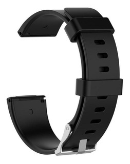 Pulseira Silicone Relógio Fitbit Versa 2 Adulto + Película
