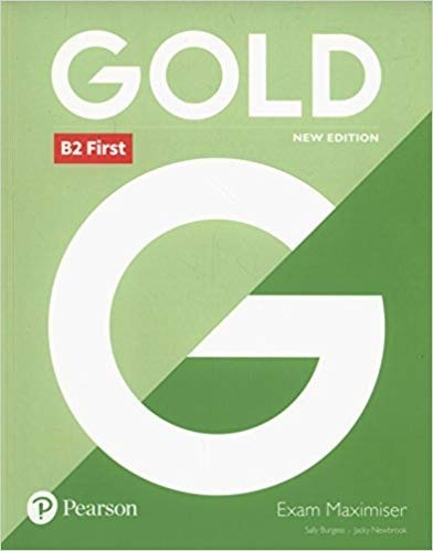 Gold B2 First - Coursebook New Edition Maximiser - Pearson
