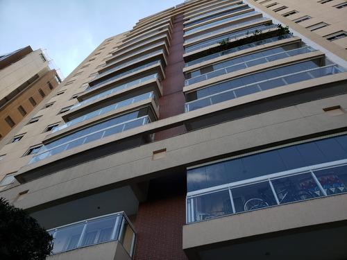 Apartamento À Venda, 3 Quartos, 3 Suítes, 3 Vagas, Tatuapé - São Paulo/sp - 2137