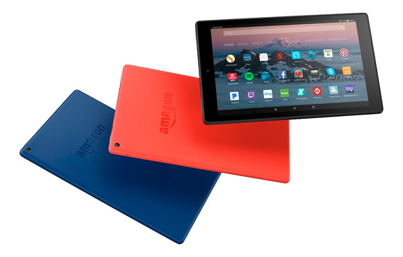 Tablet Amazon Fire 8 Hd Con Alexa 8 Gb 1.5 Gb Ram Nueva