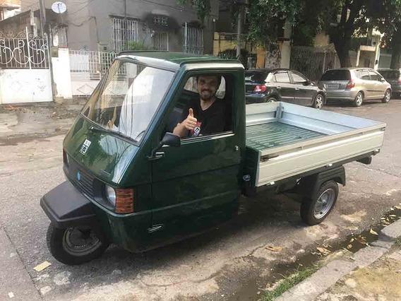 Piaggio Ape 703 Tm Italiano Ano 1997 - Raríssimo Triciclo