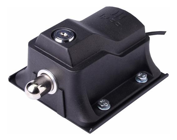 Trava Eletromagnética Ipec Eco Lock Portões Eletrônicos Deslizante Basculante Pivotante 127v Ou 220v