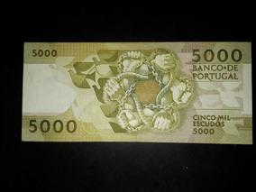 Cédula 5.000 Escudos - Portugal