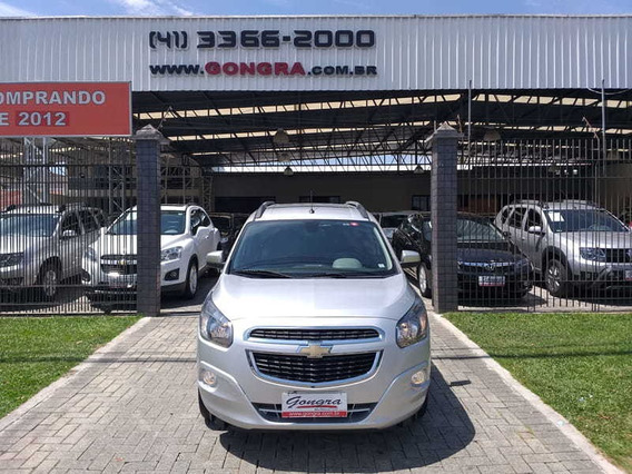 Chevrolet Spin 1.8 Ltz (mec) 2017