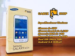 Teléfono Samsung Galaxy Ace 4 - Impecable
