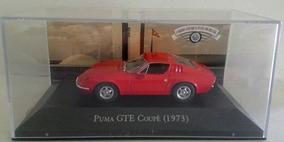 Puma Gte Coupé 1973 Coleção Carros Inesquecíveis Do Brasil