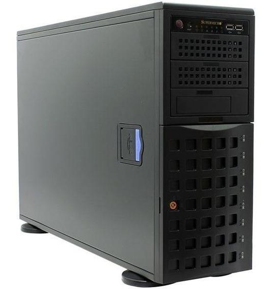 Servidor Torre Dual Xeon Quad Core - 2x1tb 64gb Ram
