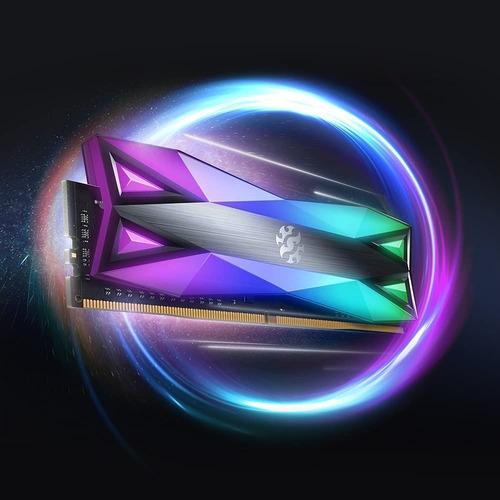 Imagem 1 de 6 de Memória Spectrix D60g Color Tungsten 2x8gb Xpg 16gb 3600