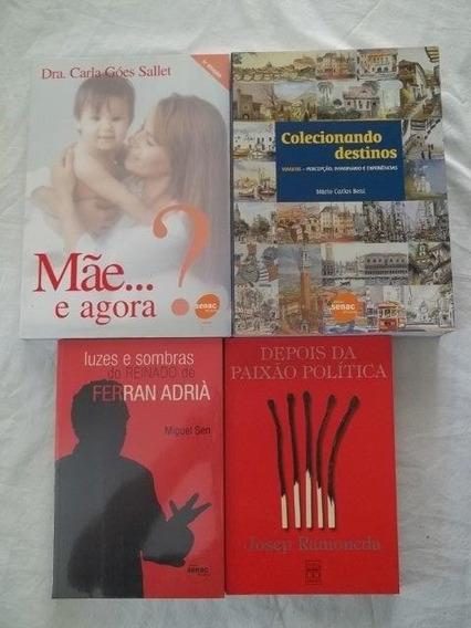 Lote 16 Livros Coleçao Sebos Perfeito Estado Baratos Temas