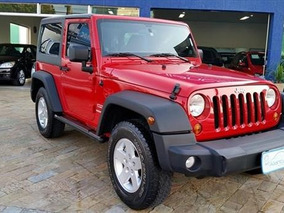 Jeep Wrangler 3.8 Unlimited Sport Aut. 4p