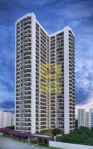 Imagem 1 de 9 de Apartamento Com 2 Dormitórios À Venda, 42 M² Por R$ 244.000,00 - Itaberaba - São Paulo/sp - Ap2326