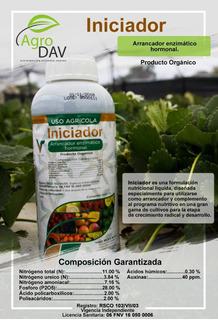 Fertilizante Iniciador, Fosforo Arrancador Enzimatico