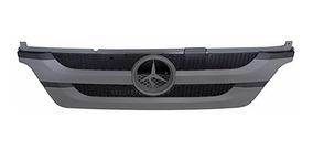 Grade Dianteira Mercedes Axor 12 2013 2014 2015 2016 Moderno