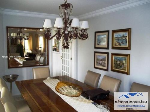 Apartamento Para Venda Em São Paulo, Chacara Klabin, 3 Dormitórios, 3 Suítes, 5 Banheiros, 4 Vagas - 11591_1-644076
