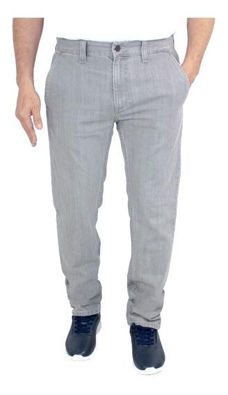 Jeans Breton De Mezclilla Slim Fit. Estilo Bjm040