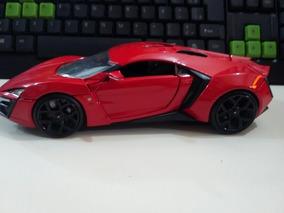 1/24 Lykan Hypersport Red Velozes E Furiosos 7