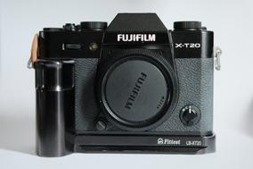 Fuji X-t20 Preta (leia O Anúncio)