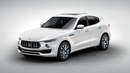 Maserati Levante Gt Hybrid Entrega Noviembre