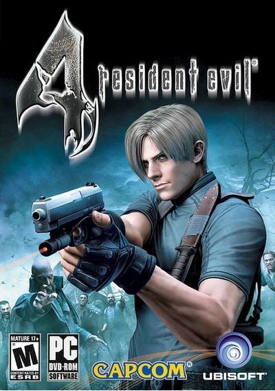 Resident Evil 4 Hd Edition Pc - Steam Key (envio Flash)